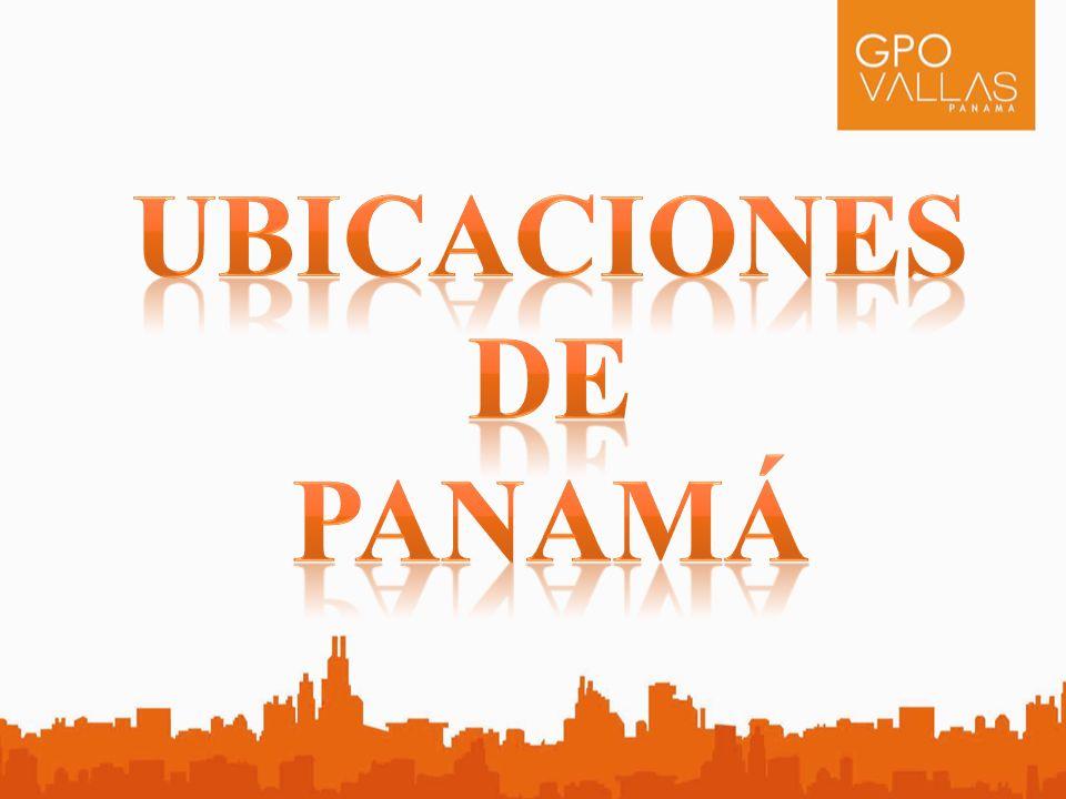 UBICACIONES DE PANAMÁ