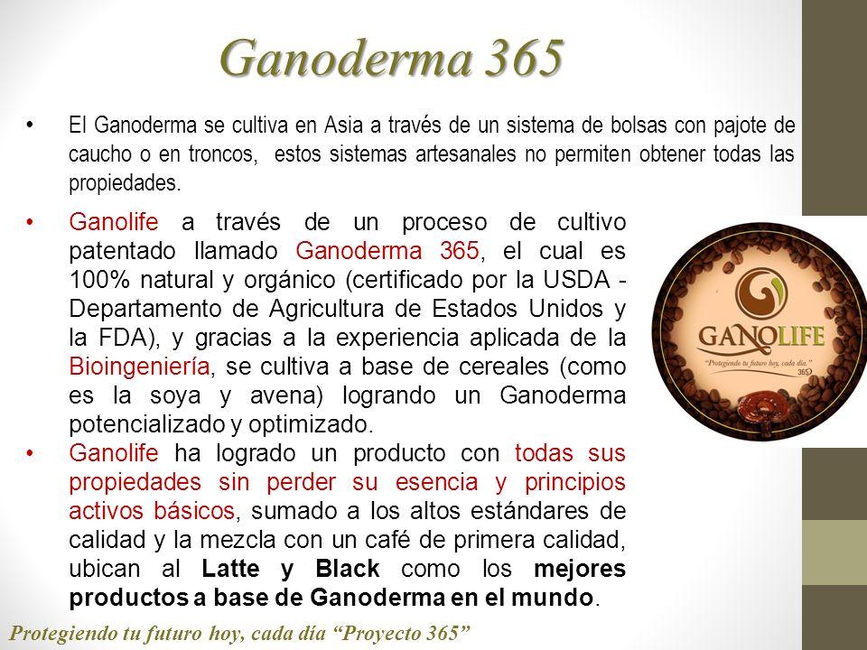 Ganoderma 365