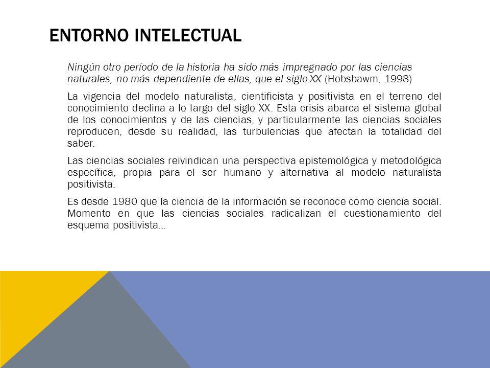 Entorno intelectual