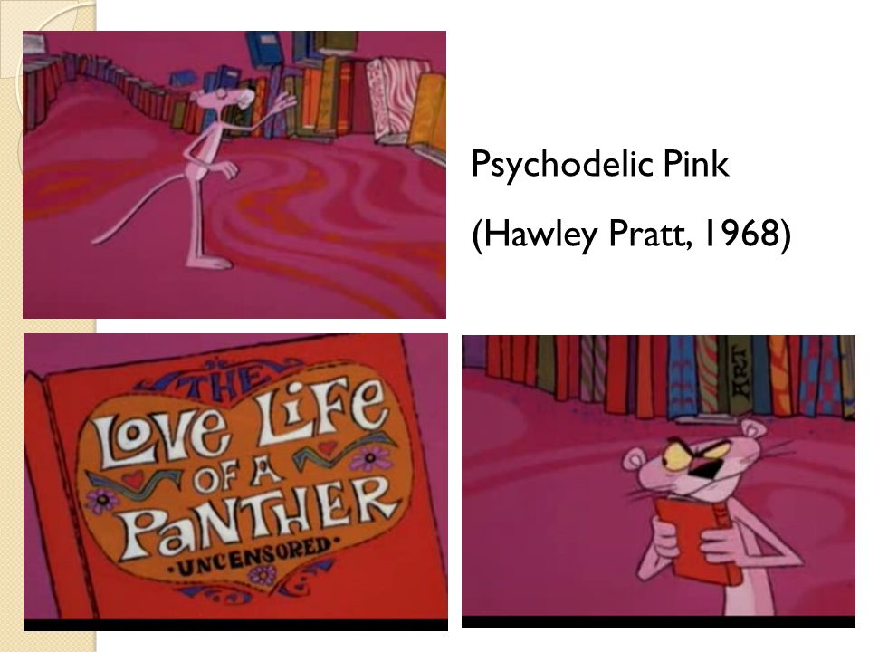 Psychodelic Pink (Hawley Pratt, 1968)