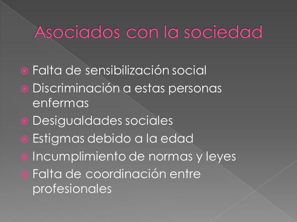 Asociados con la sociedad