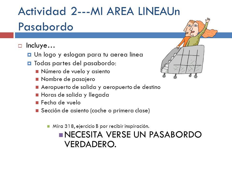 Actividad 2---MI AREA LINEAUn Pasabordo