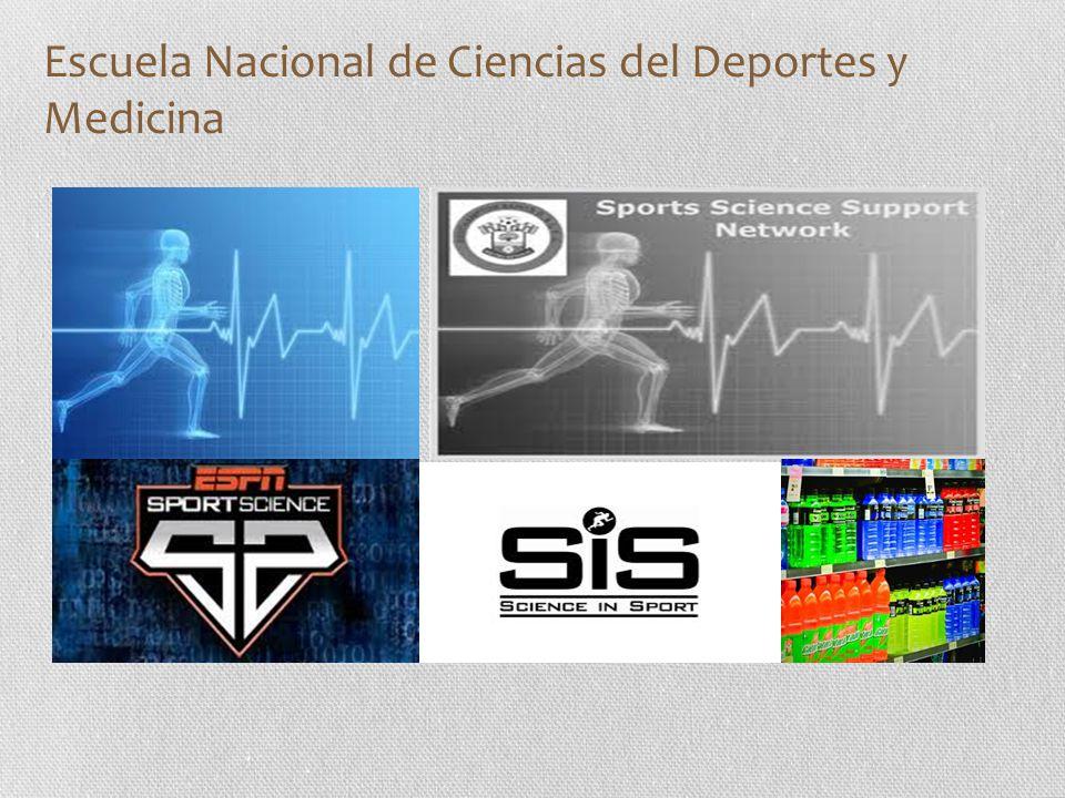 Escuela Nacional de Ciencias del Deportes y Medicina