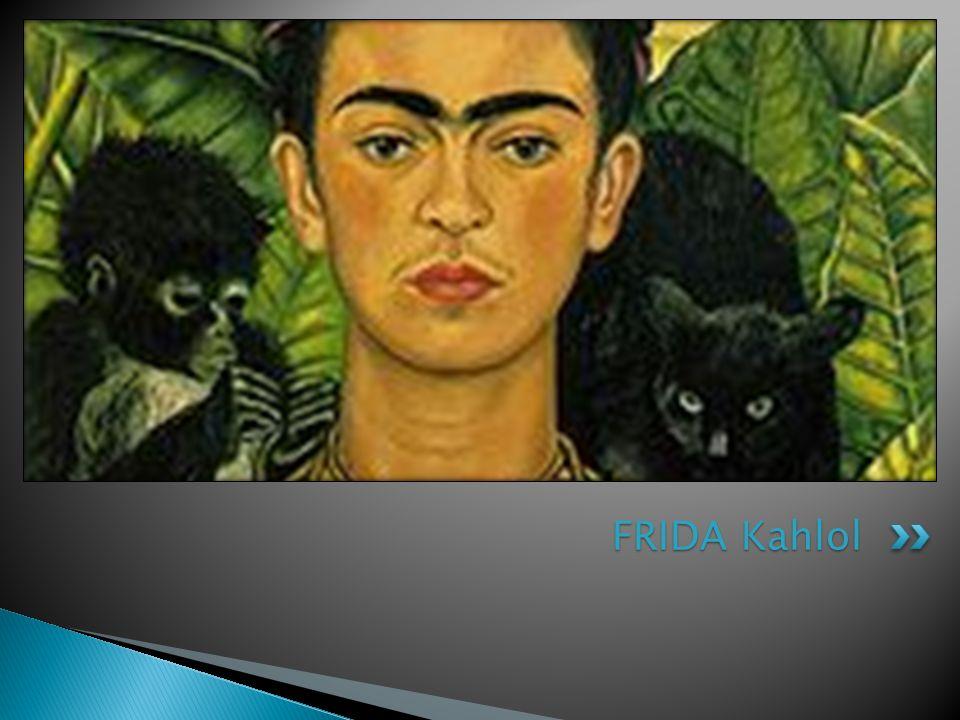 FRIDA Kahlol