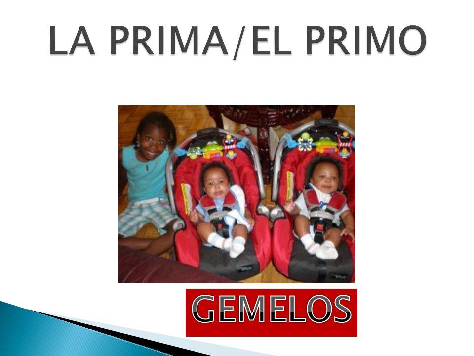 LA PRIMA/EL PRIMO GEMELOS