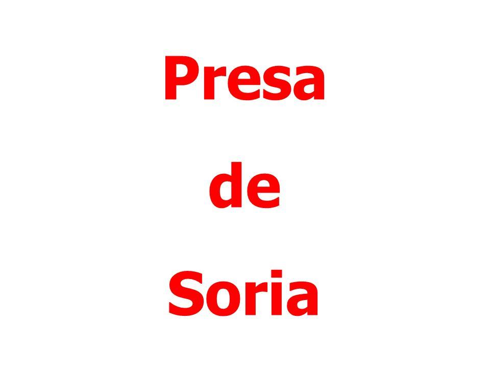 Presa de Soria