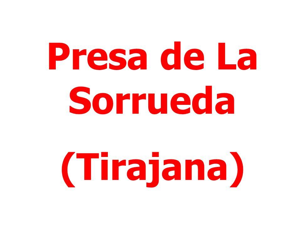 Presa de La Sorrueda (Tirajana)