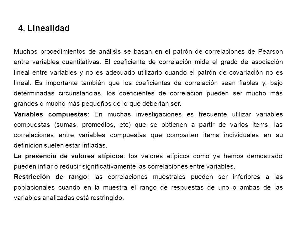 4. Linealidad