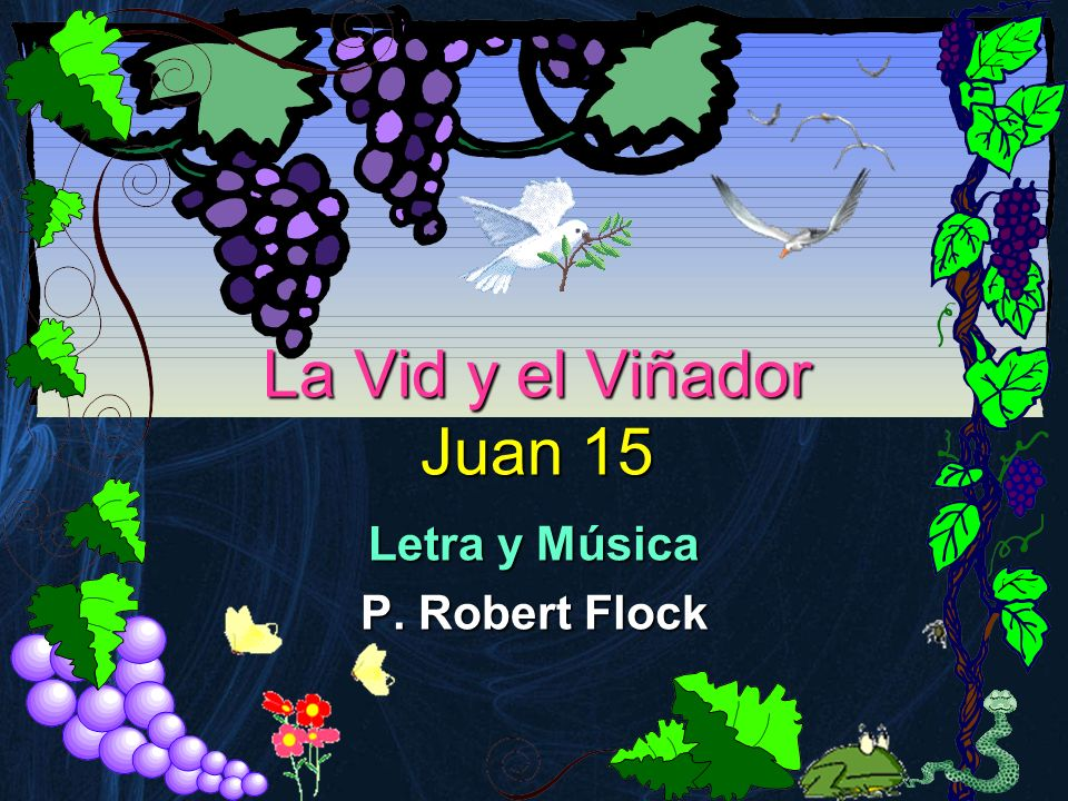 Letra y Música P. Robert Flock