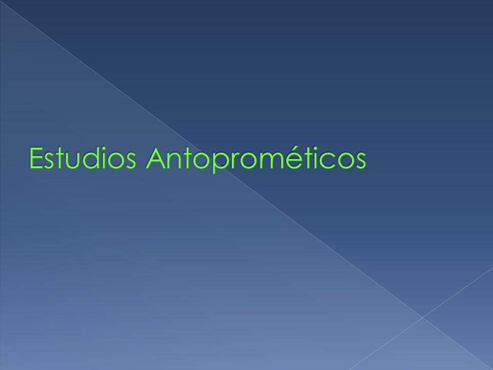 Estudios Antoprométicos