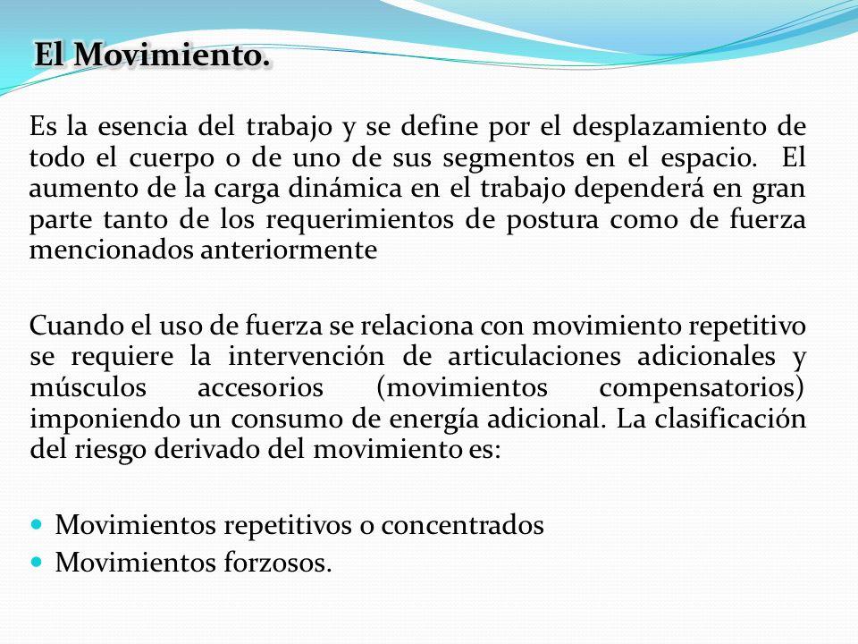 El Movimiento.