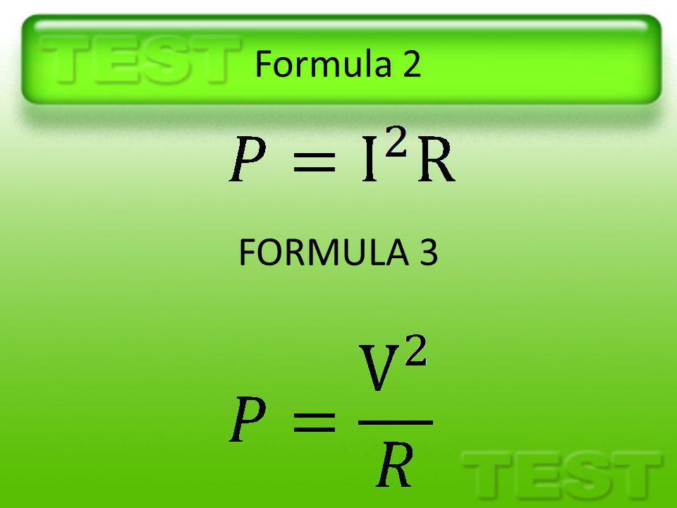 Formula 2 FORMULA 3