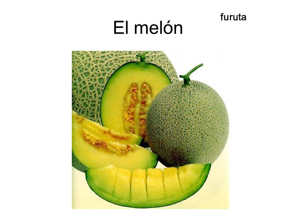 El melón furuta