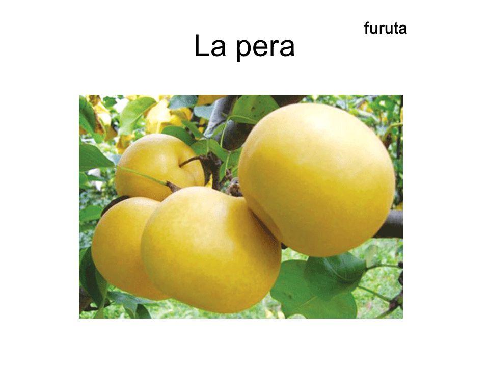 La pera furuta