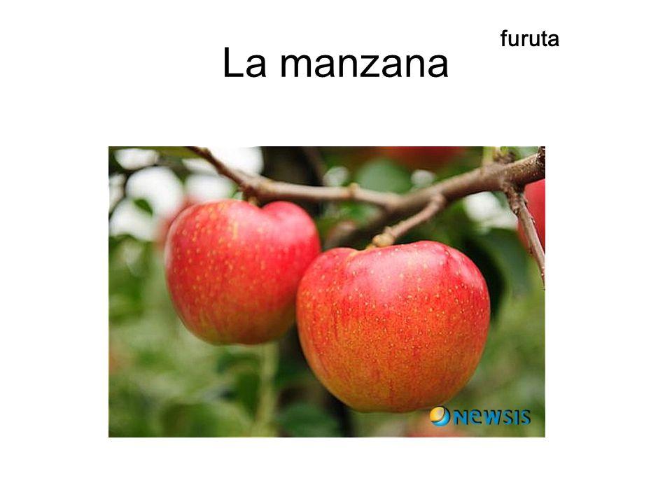 La manzana furuta