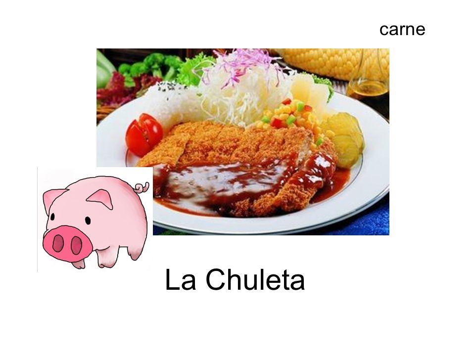 carne La Chuleta