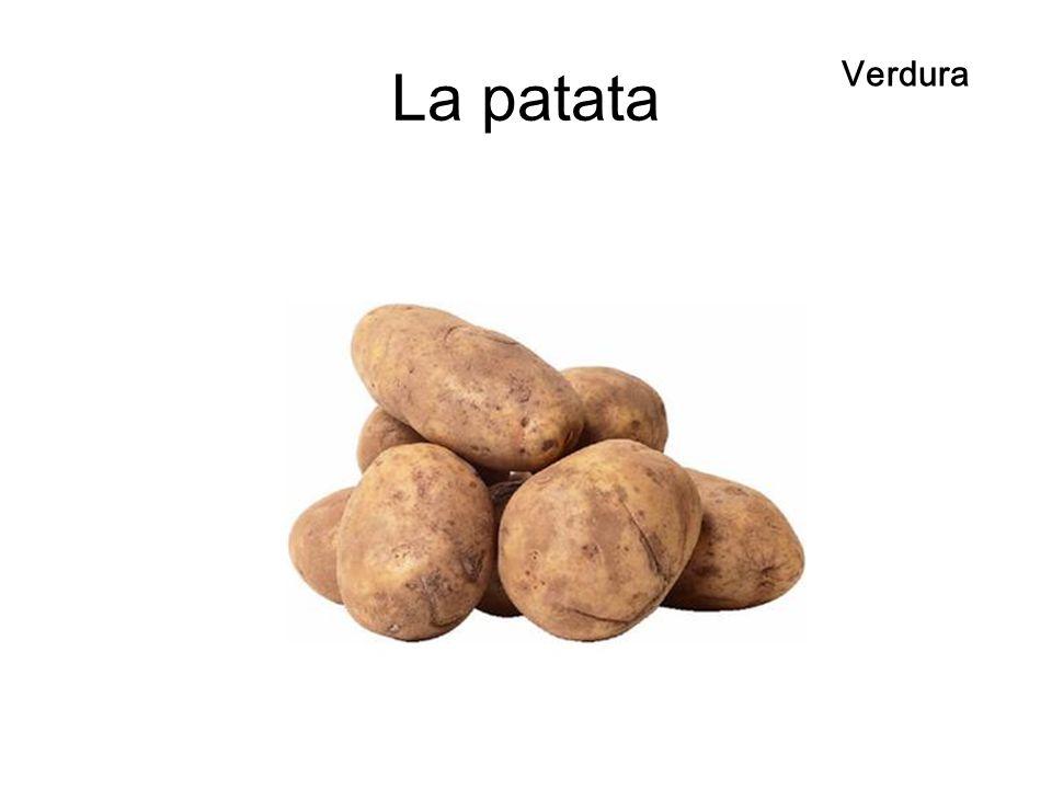 La patata Verdura Las patatas