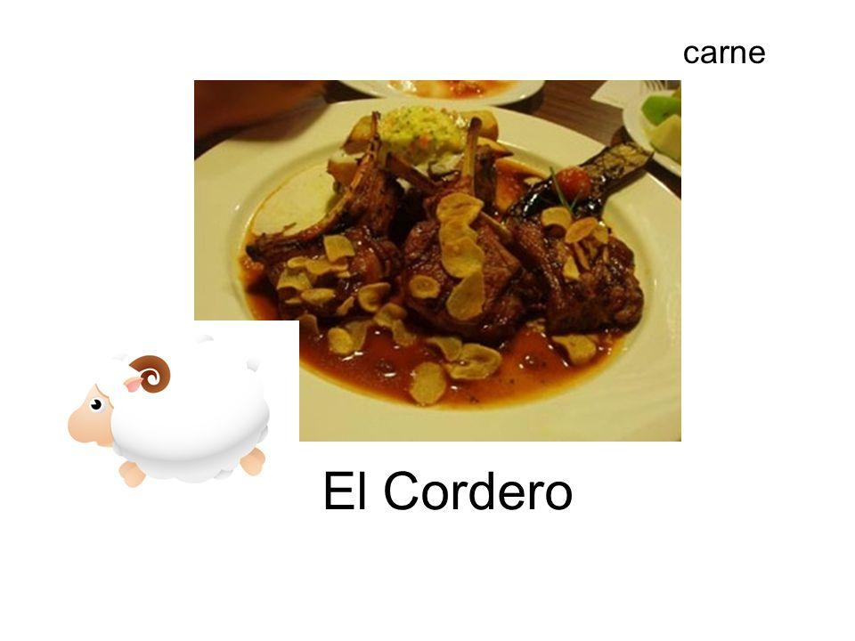 carne El Cordero
