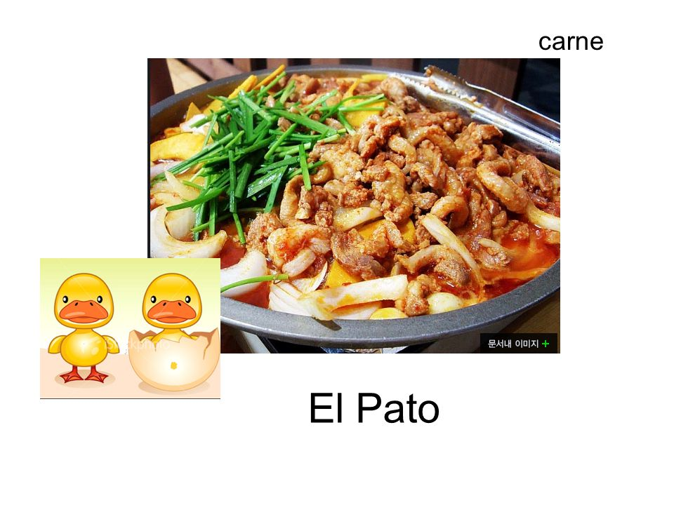 carne El Pato