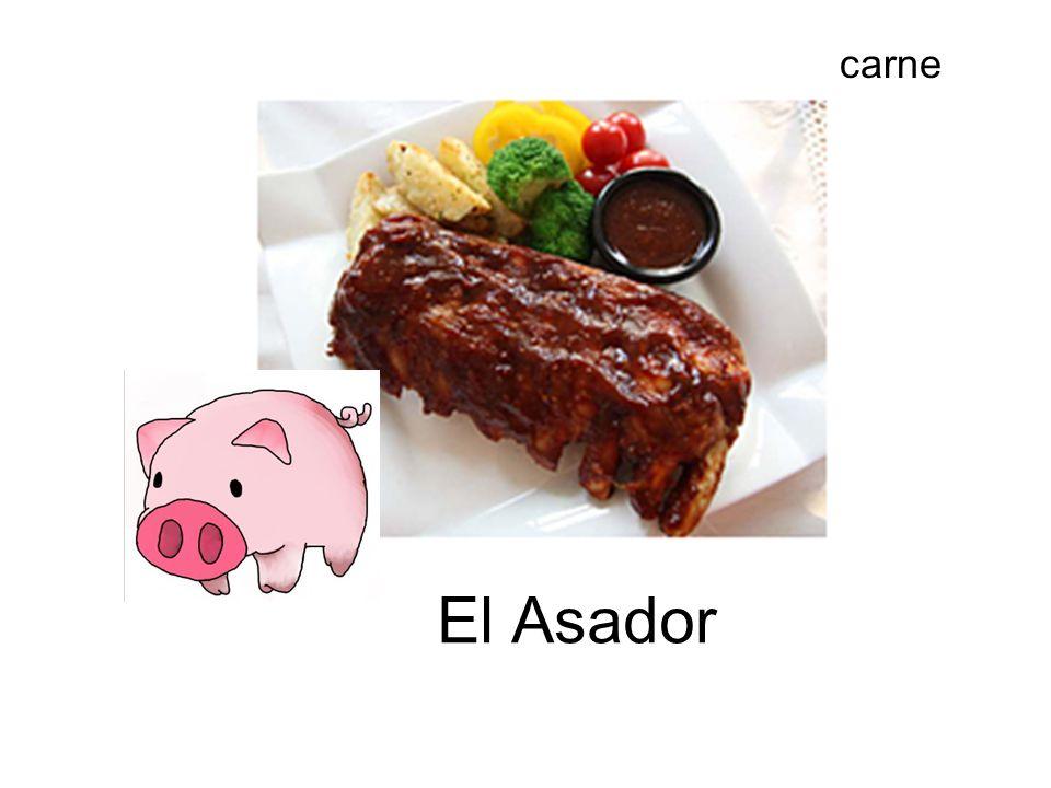 carne El Asador