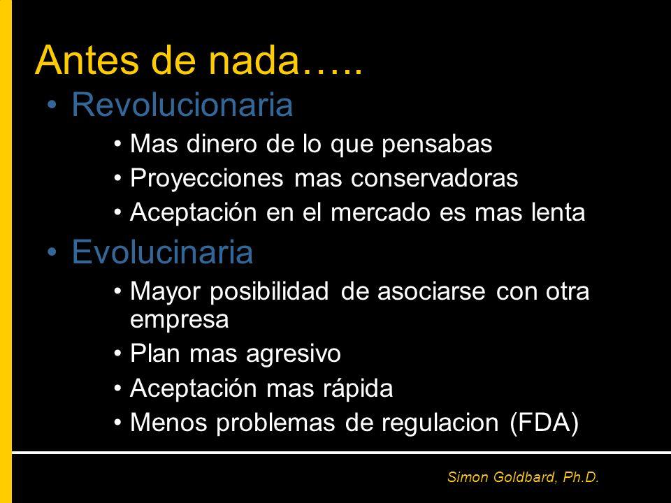 Antes de nada….. Revolucionaria Evolucinaria