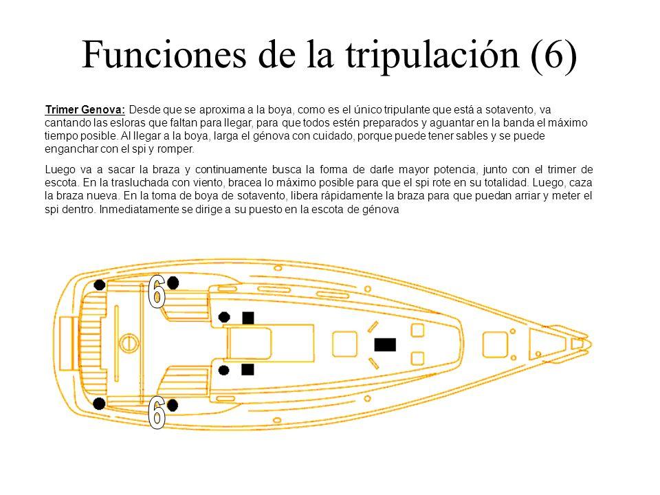 Funciones de la tripulación (6)