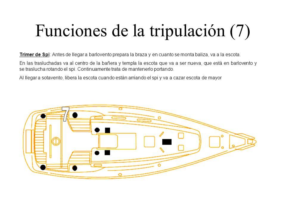 Funciones de la tripulación (7)