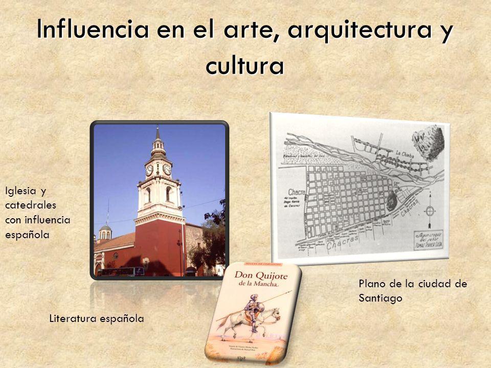 Influencia en el arte, arquitectura y cultura