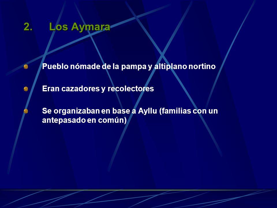 Los Aymara Pueblo nómade de la pampa y altiplano nortino