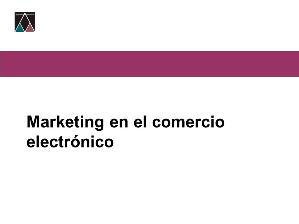 Marketing en el comercio