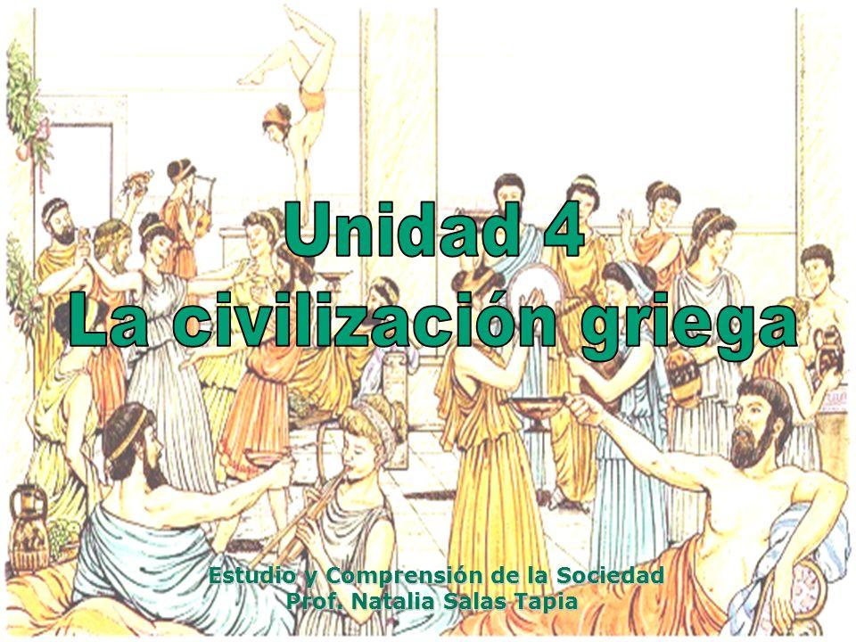 Estudio y Comprensión de la Sociedad Prof. Natalia Salas Tapia
