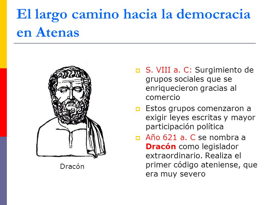 El largo camino hacia la democracia en Atenas