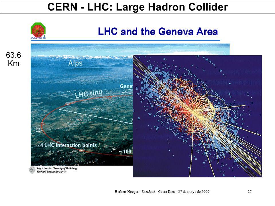 CERN - LHC: Large Hadron Collider