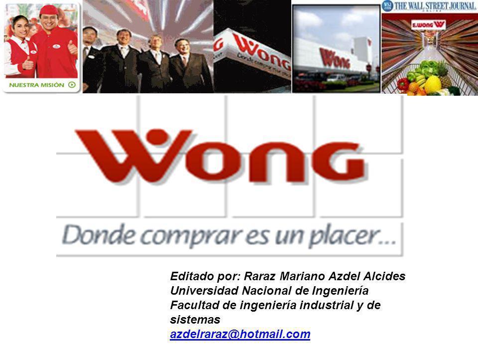 Editado por: Raraz Mariano Azdel Alcides
