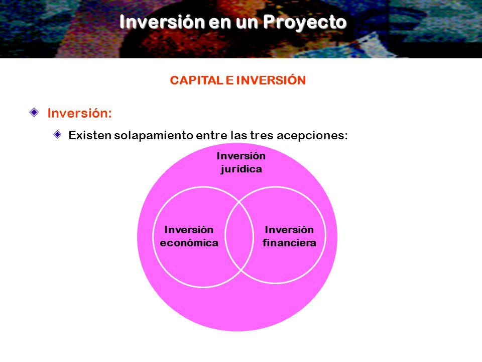 Inversión en un Proyecto