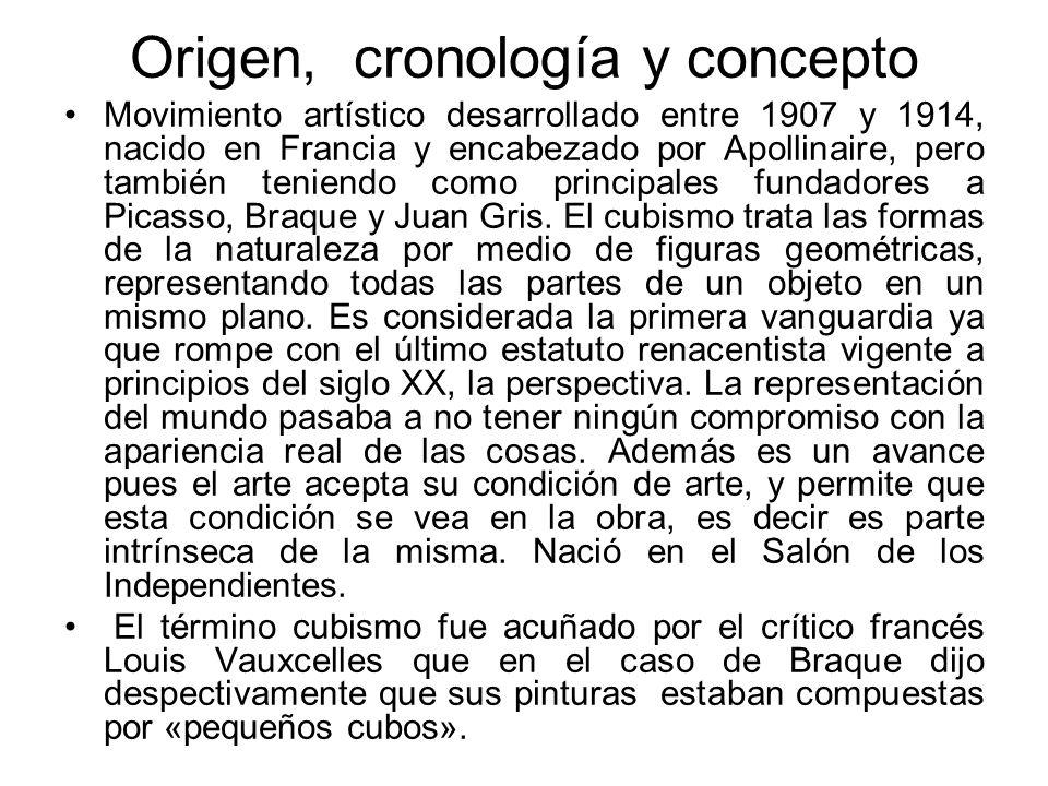 Origen, cronología y concepto