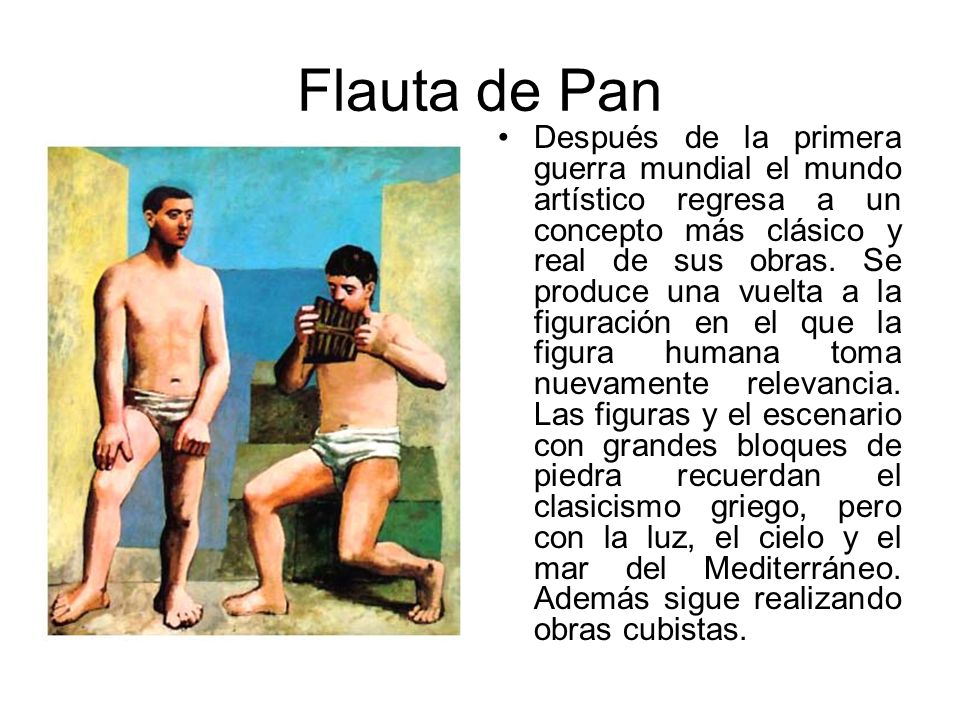 Flauta de Pan