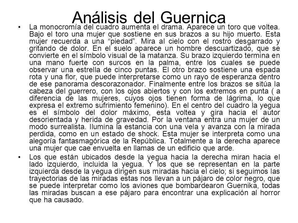 Análisis del Guernica