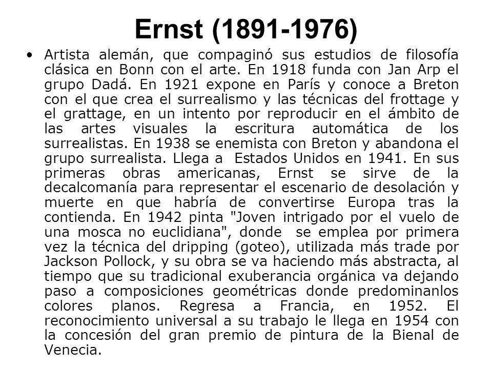 Ernst (1891-1976)
