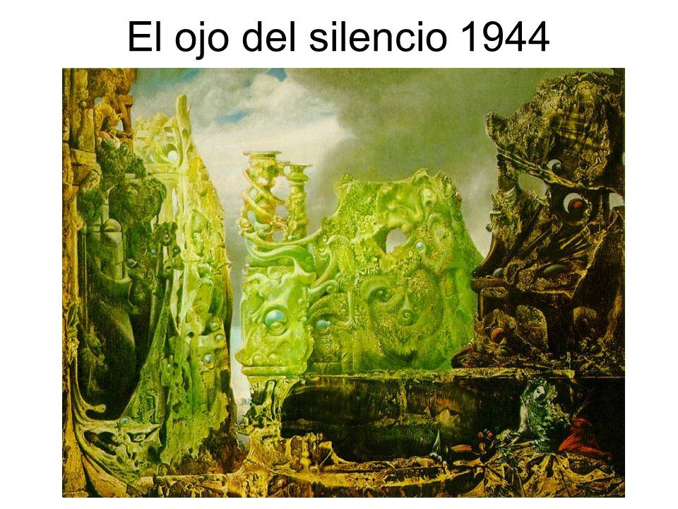 El ojo del silencio 1944