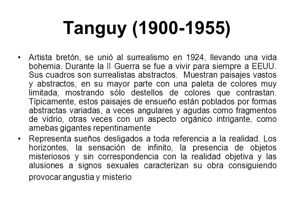 Tanguy (1900-1955)