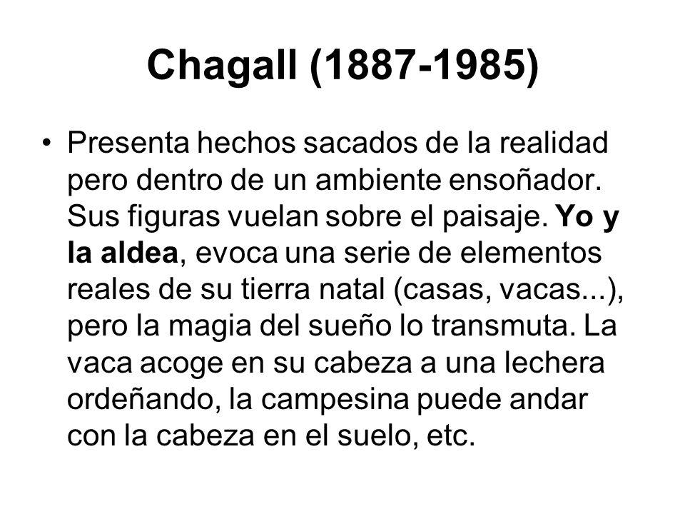 Chagall (1887-1985)