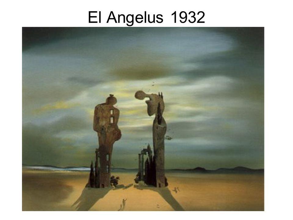 El Angelus 1932
