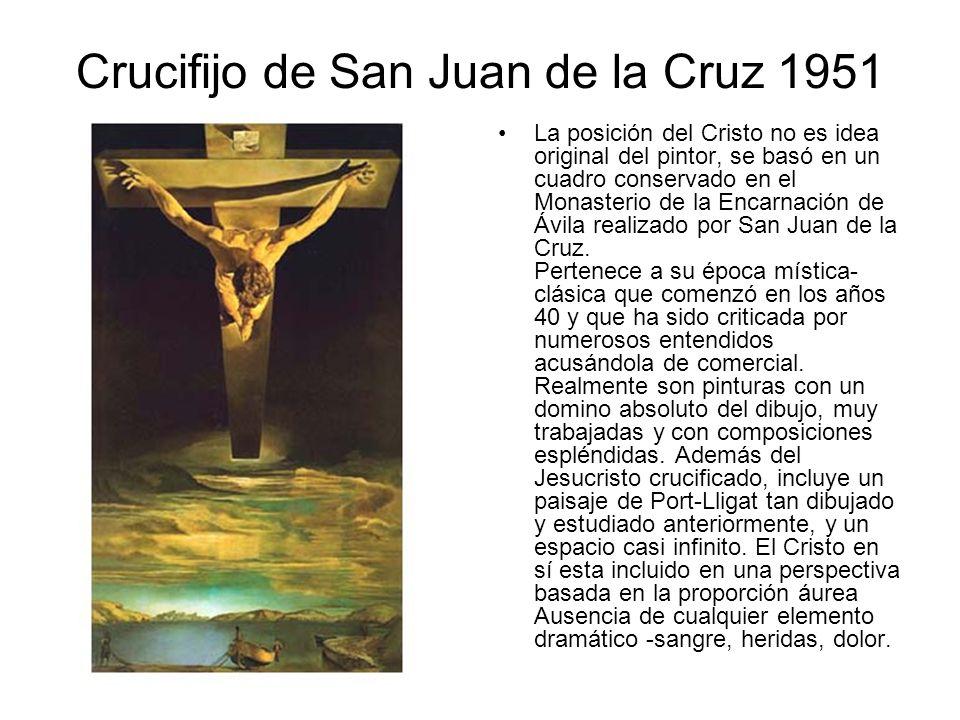 Crucifijo de San Juan de la Cruz 1951
