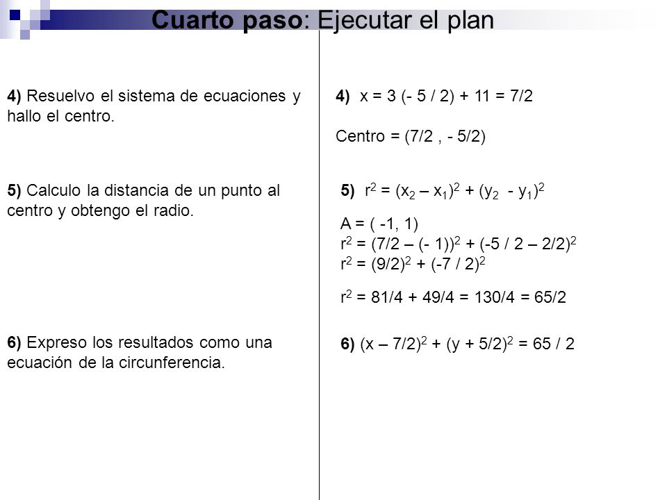 Estrategias para solucionar problemas matem ticos ppt for Cuarto y quinto paso