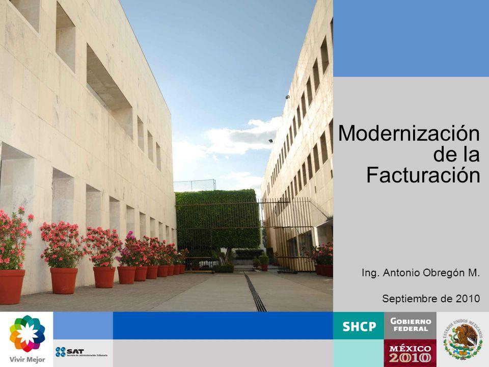 Modernización de la Facturación