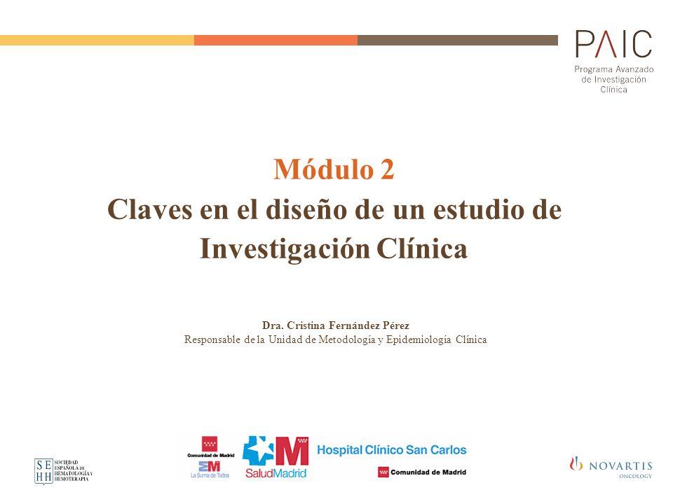 Dra. Cristina Fernández Pérez