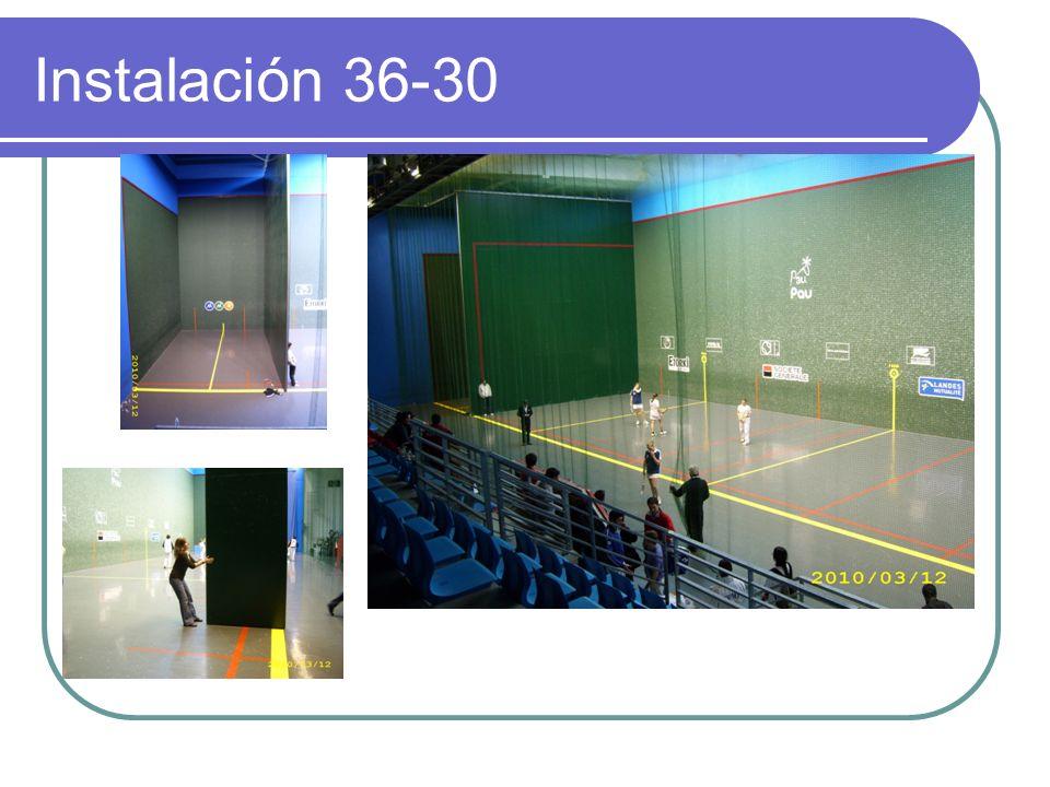 Instalación 36-30