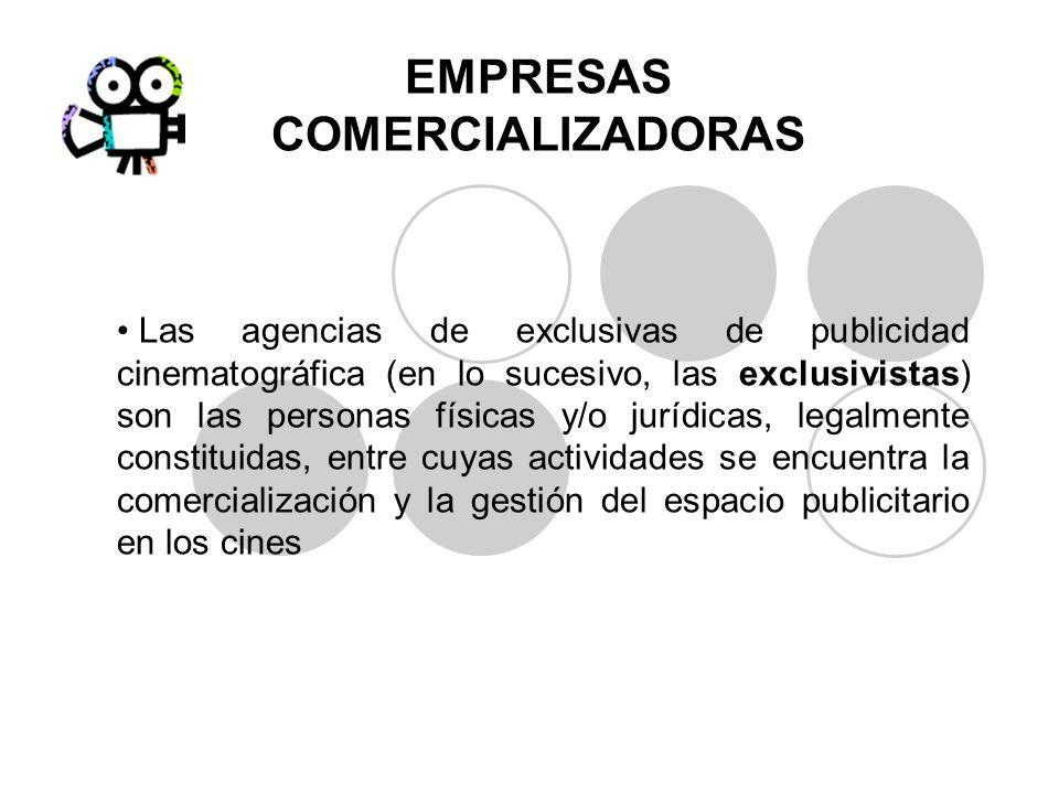 EMPRESAS COMERCIALIZADORAS