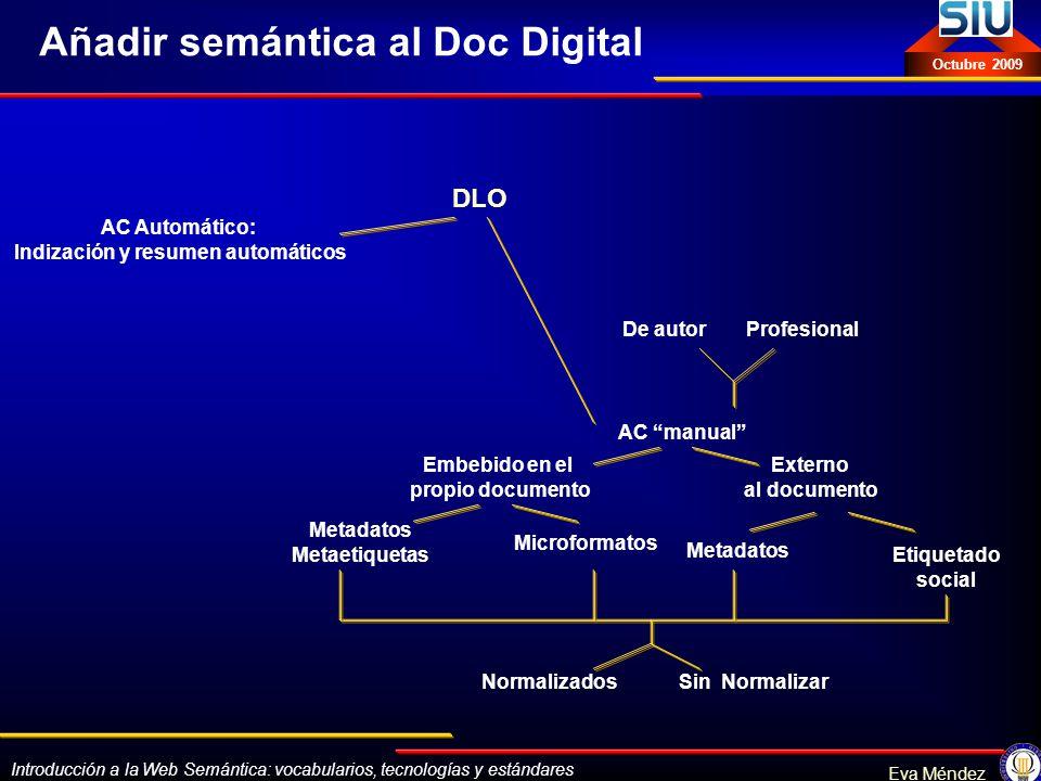 Añadir semántica al Doc Digital